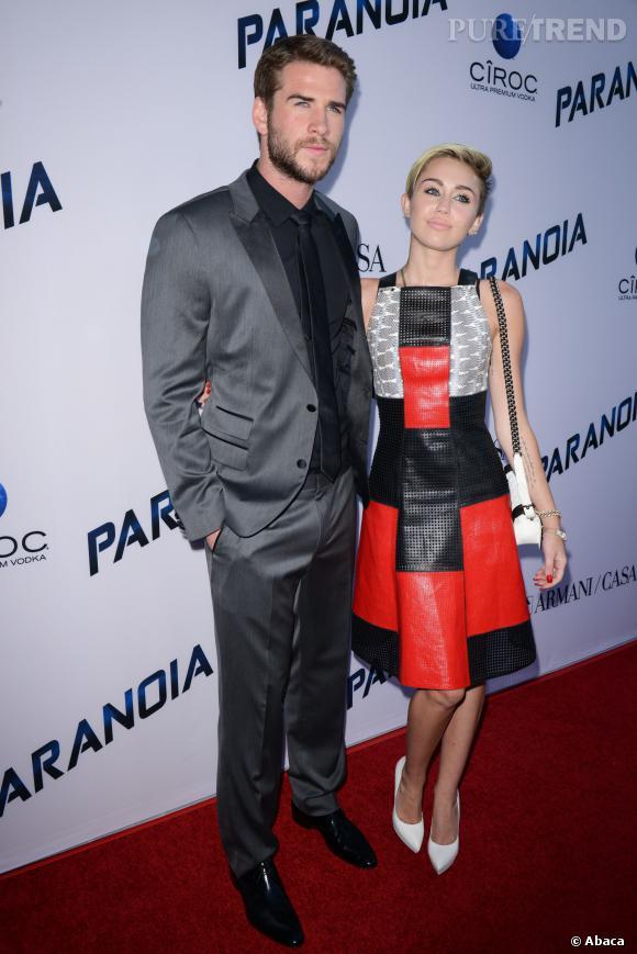 Miley Cyrus et Liam Hemsworth, c'est fini !