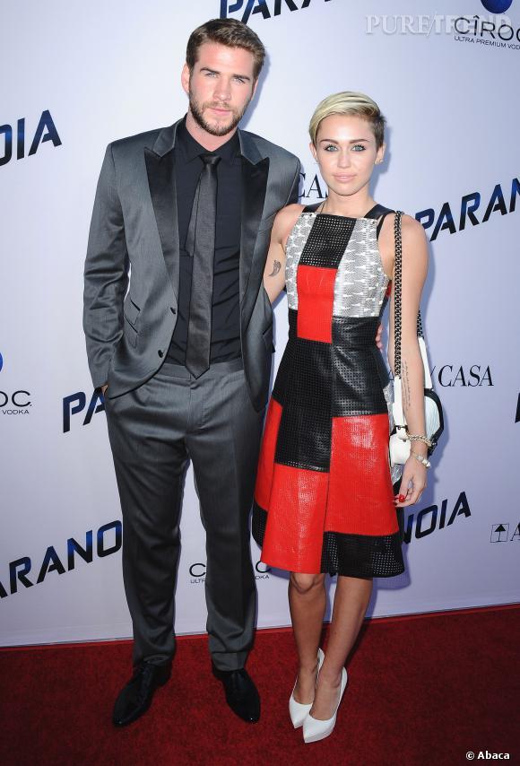 Miley Cyrus et Liam Hemsworth, c'est fini ! Leur dernière apparition en couple.