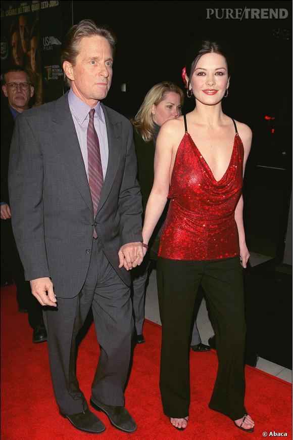 """Michael Douglas parle de Catherine Zeta-Jones : """"Je l'aime encore"""".          Normal     0             21             false     false     false         FR     X-NONE     X-NONE"""