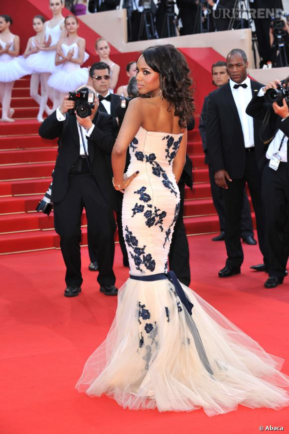 Kerry Washington superbe en Zuhair Murad.