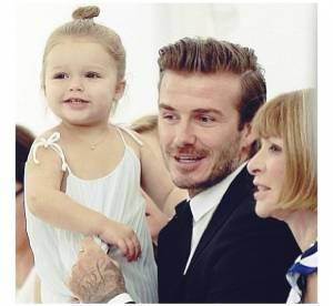 David Beckham : catastrophe evitee avec Harper et Anna Wintour !