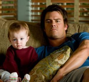 """""""Bébé mode d'emploi"""" (2010) : Josh Duhamel et Katherine Heigl bouleversés par l'arrivée d'un bébé."""