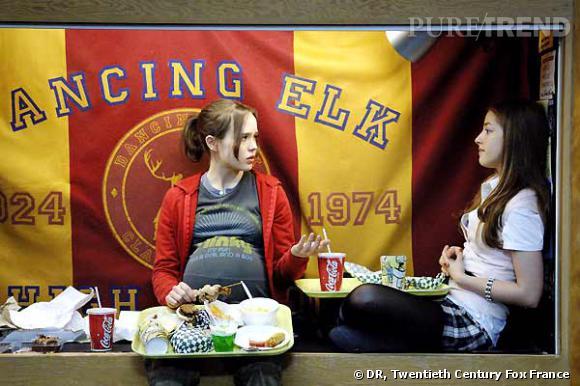 """""""Juno"""" (2007) : quand les ados font des bébés, les choses se compliquent."""
