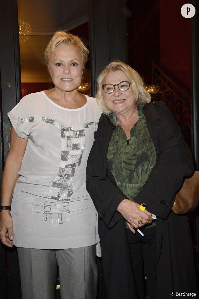 Muriel robin et josiane balasko for Muriel robin le salon de coiffure