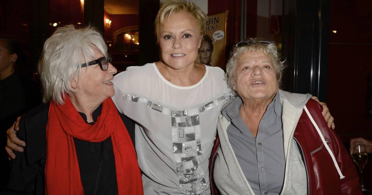 Muriel robin et catherine lara et jos e dayan for Muriel robin le salon de coiffure