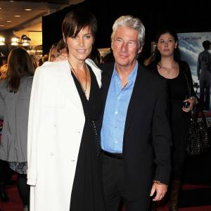Richard Gere et Carey Lowell ont un fils de 13 ans, Homer James Jigme Gere.