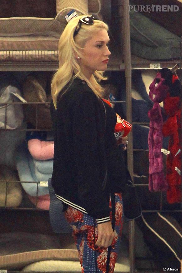Gwen Stefani, enfin un baby bump !