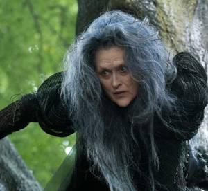 Meryl Streep, effrayante et meconnaissable pour Into The Woods