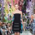 Défilé Christian Dior paris printemps-ete 2014