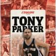 """Quand """"L'Équipe"""" parle de Tony Parker, ça donne un livre très complet !"""