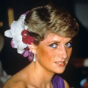 Lady Diana, la princesse des coeurs.