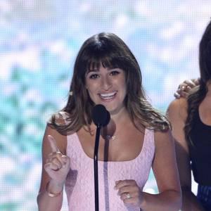 Lea Michele avait fait un discours émouvant aux Teen Choice Awards... Mais heureusement, personne n'avait encore parlé des restes de drogues retrouvés sur place.