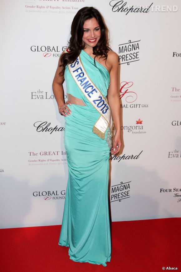 Marine Lorphelin, Miss France 2013 qui va bientôt céder sa place, assurera-t-elle l'intérim ?