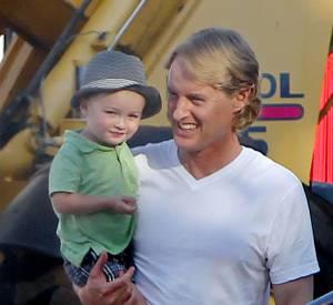Robert Ford est le premier enfant d'Owen Wilson, fruit de sa relation avec Jade Duell.