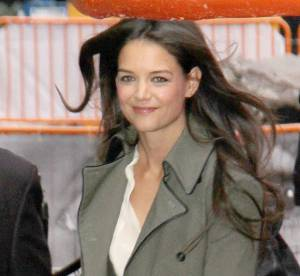 Katie Holmes, une vraie femme fatale a New York
