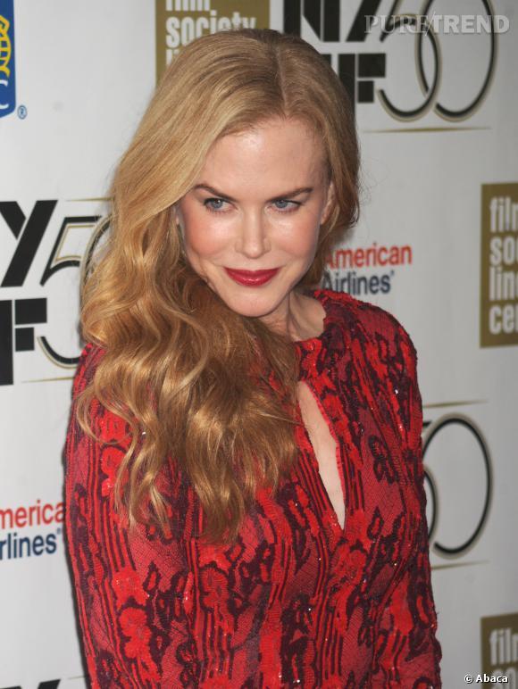 Nicole Kidman, reine du chic et du glam.