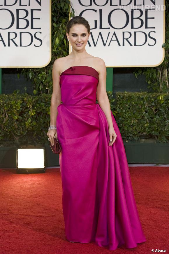 Natalie Portman avoue avoir un peu peur de quitter Paris.