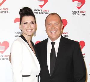 Julianna Margulies et Michael Kors au dîner God's Love We Deliver 2013 Golden Heart Awards.