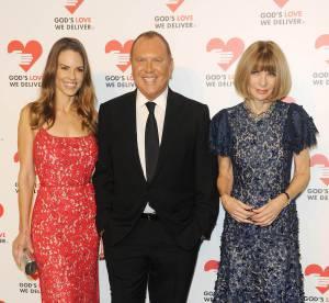 Karlie Kloss, Doutzen Kroes : beautees en Michael Kors aux Golden Heart Awards