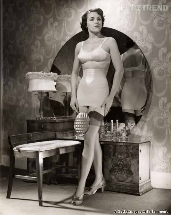 Dans le passé, les femmes étaient prêtes à mettre leur santé en danger pour être belle.