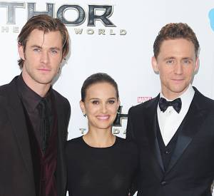 "Natalie Portman, Chris Hemsworth, Tom Hiddleston parlent de ""Thor, le monde des ténèbres""."