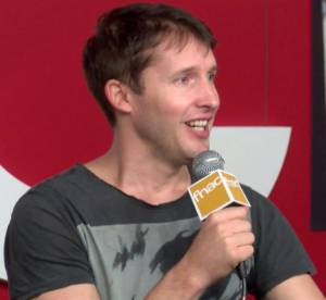 James Blunt, un showcase intime a Paris pour ''Moon Landing''
