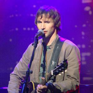 "James Blunt s'est fait connaître grâce à son single ""You're Beautiful""."