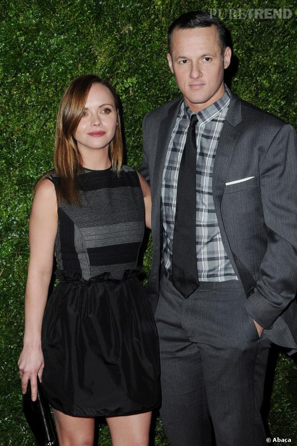 Christina Ricci et son mari James Heerdegen.