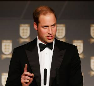 Prince William parle du racisme.