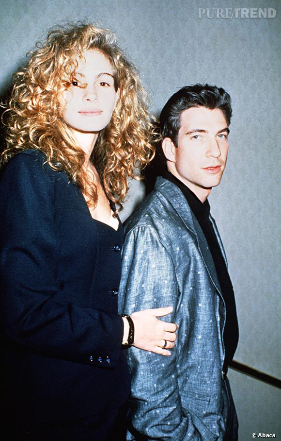 Julia Roberts et Dean McDermott ont été fiancés en 1988.