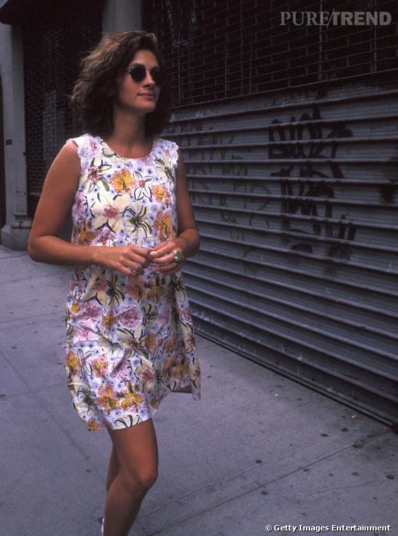Julia Roberts a débuté dans les 80's.