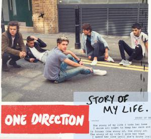 One Direction : ''Story of My Life'', plus fort que Lady Gaga et Metallica