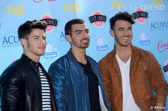 Les Jonas Brothers se séparent...