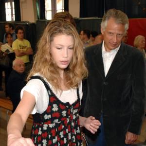 """Marie de Villepin raconte avec humour être """"comme la première crêpe"""" dans sa famille."""