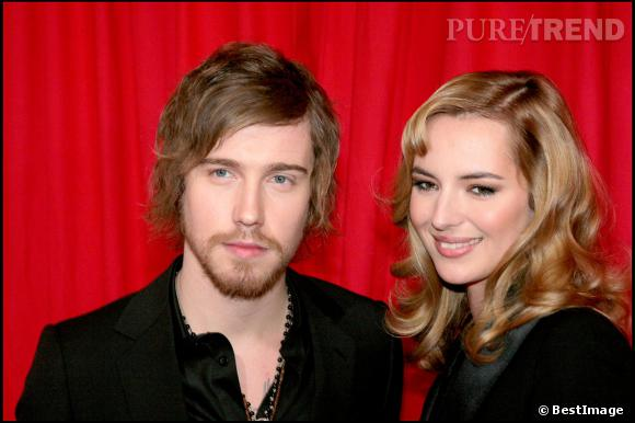 Louise Bourgoin couple