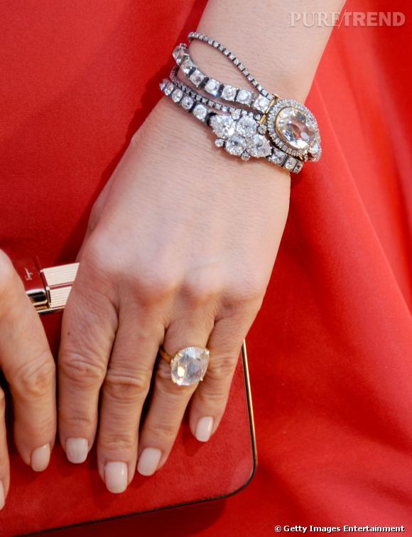La bague de fiançailles de Jennifer Aniston estimée à 500 000 ...