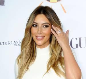 Kim Kardashian, Scarlett Johansson... Leurs bagues de fiancailles en images