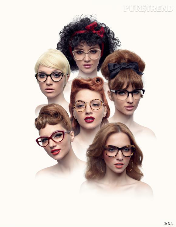 Le must have de Jennifer : collection de lunettes de vue Lolita Lempicka