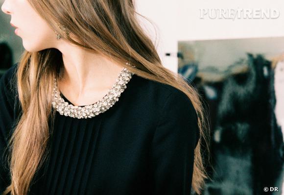 La wishlist de Noël 2013 d'Amélie, responsable rubriques stars & mode et joaillerie : collier & Other Stories, 25 €