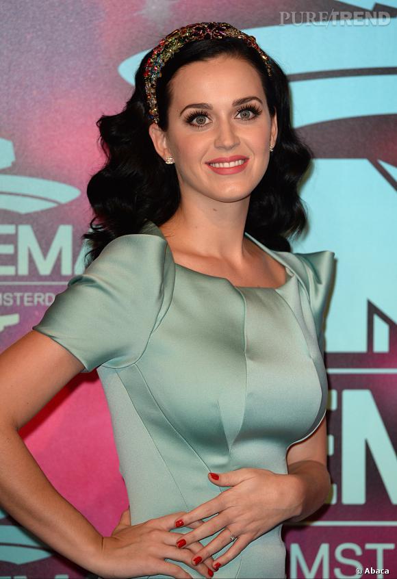 Katy Perry au MTV EMA Awards 2013