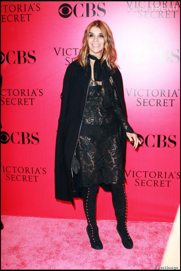 Carine Roitfeld secoue elle aussi les codes de la mode !