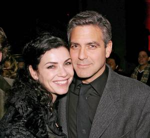 Julianna Margulies : George Clooney, un grand confident... sauf question mariage