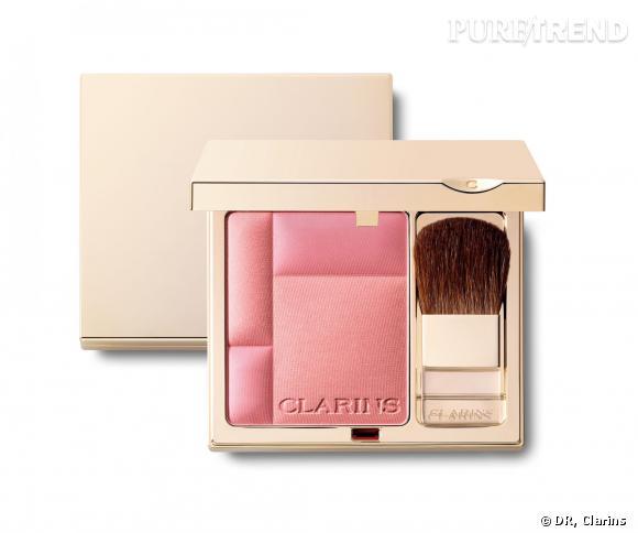 Blush Prodige Clarins, prix : 37,40 euros.