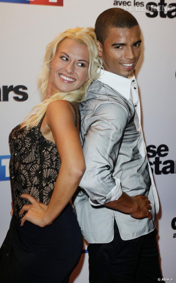 """Brahim Zaibat est actuellement dans l'émission """"Danse avec les Stars"""" saison 4 avec sa partenaire de danse Katrina Patchett."""