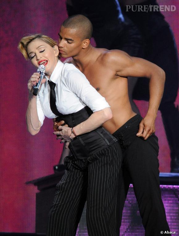 Brahim Zaibat est également connu pour être le compagnon de Madonna.