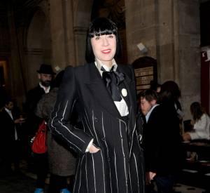La créatrice de lingerie Chantal Thomass est la nouvelle D.A. de Coca-Cola light pour 2014.