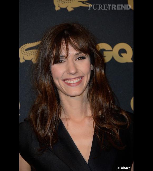 """Doria Tillier ravissante à la soirée """"GQ Men Of The Year 2013 Awards""""."""