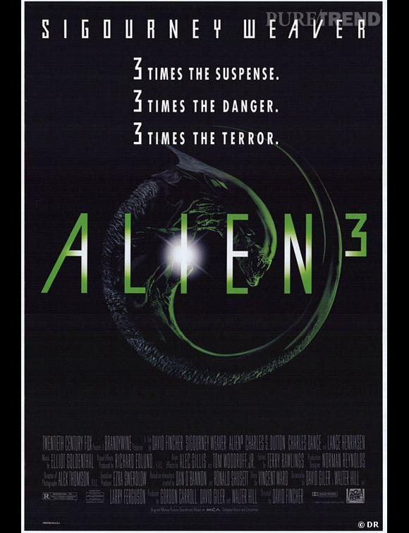 """""""Alien 3"""", la mauvaise idée."""