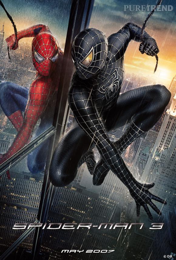 """Malgré le succès des films de super-héros, """"Spiderman 3"""" ne convainc pas. Heureusement, les studios ont eu l'idée de changer d'acteur et de remanier un peu le synopsis pour """"The Amazing Spider-Man""""."""
