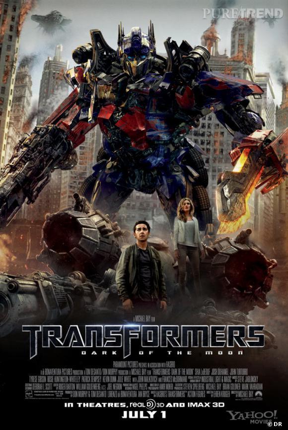 """Si """"Transformers"""" a réussi à faire connaître Shia LaBeouf, on pense qu'il aurait dû se contenter de deux films. """"Transformers 3"""" : la suite de trop."""